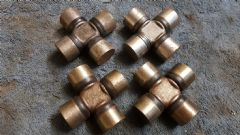 Full Set New Old Stock Drive Shaft Universal Joints Mk4 Zephyr/Zodiac